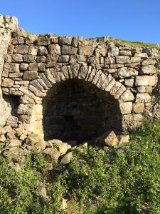 Man-made cave?
