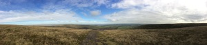 The view over Holmfirth